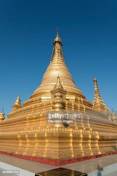 Sandamuni Sanda Muni Pagoda Paya Mandalay Burma Myanmar