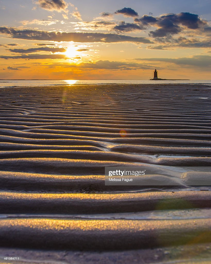 Sandbars : Stock Photo