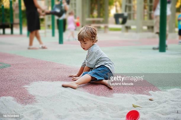Sandbox Boy