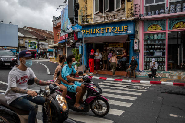"THA: Phi Phi Island Postpones ""Sandbox"" Opening For Vaccinated Tourists"