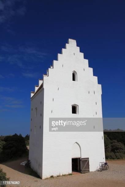 Sand-Buried parish church, Skagen, Denmark