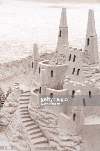 Sandcastle, nothing but sand