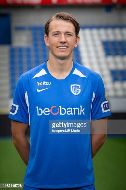 Sander Berge of Krc Genk during the 2019 2020 season photo shoot of Krc Genk on July 15 2019 Genk Belgium