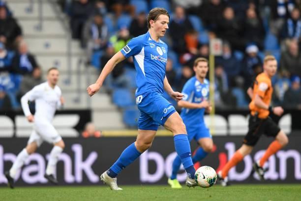 KRC Genk v KAS Eupen - Jupiler Pro League
