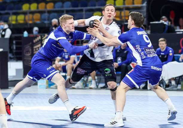 EGY: Iceland v Norway - IHF Men's World Championships Handball 2021