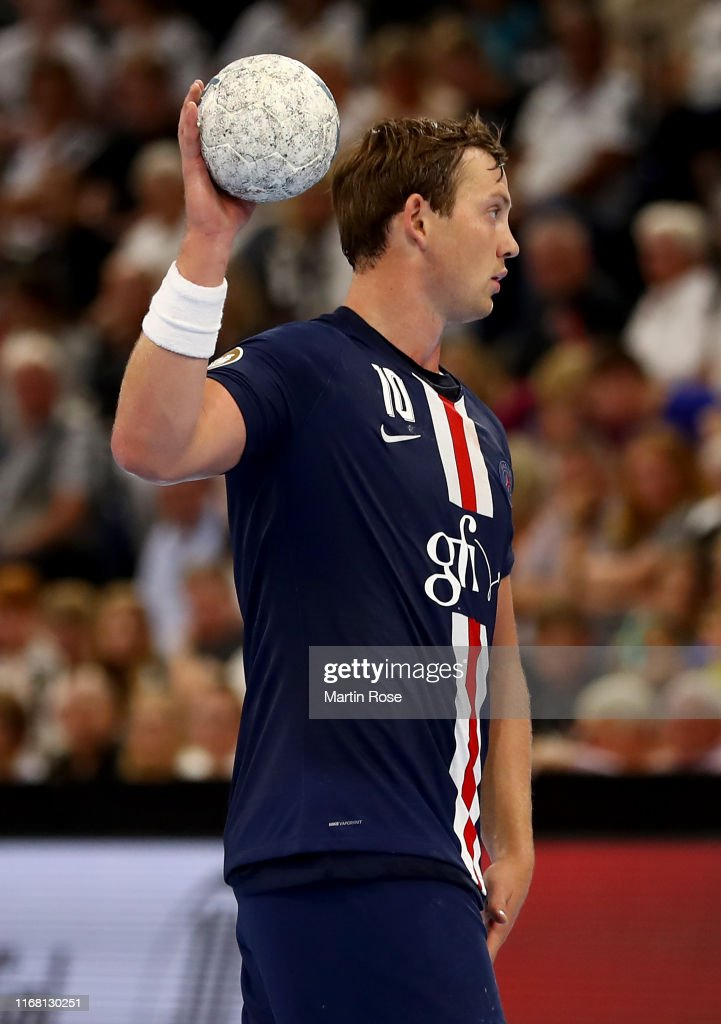 Sander Sagosen Of Paris In Action During The Rewe Cup 2019 Match News Photo Getty Images
