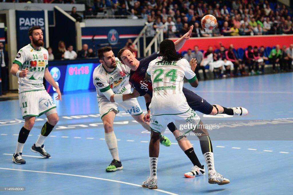 FRA: Paris Saint Germain v USAM Nimes Gard - Lidl Starligue