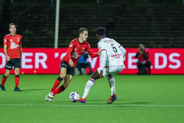 NLD: SC Telstar v Helmond Sport - Keuken Kampioen Divisie