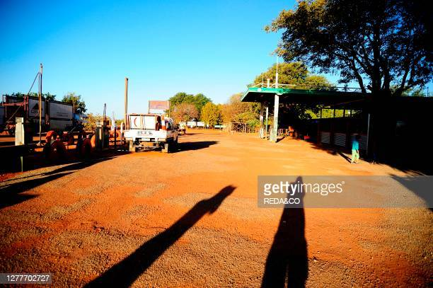 Sandfire Roadhouse, Sandfire is a location and roadhouse on the Great Northern Highway in Western Australia between Port Hedland and Broome. It is on...