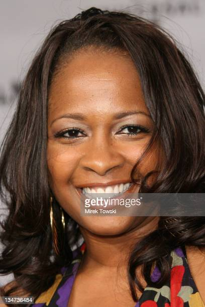 """Sandi McCree during """"You, Me and Dupree"""" Los Angeles Premiere - Arrivals at Arclight Cinerma Dome in Hollywood, California, United States."""