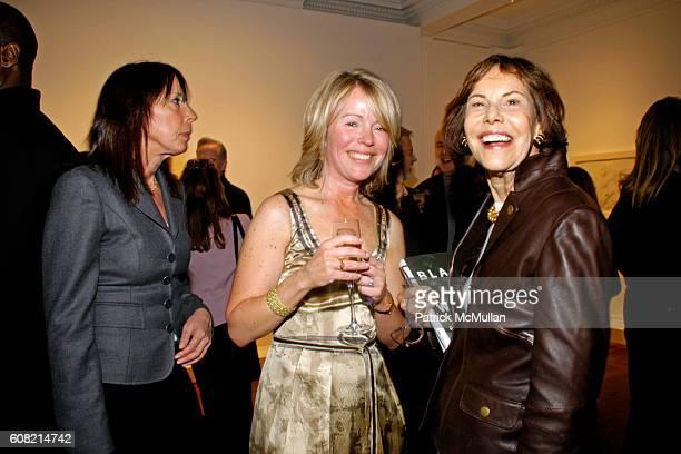 Sandi Mendelson Dani Shapiro and Judith Miller attend Cocktail Party in Honor of DANI SHAPIRO Celebrating Her New Novel BLACK WHITE Hosted by Denis...