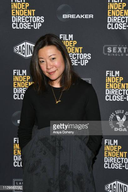 Sandi Tan attends the Film Independent Directors CloseUp Another Type Of Narrative The Truth Of Docs at The Landmark on February 13 2019 in Los...