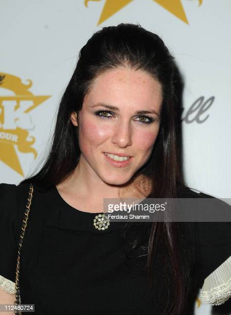 Sandi Thom attends the Classic Rock Roll of Honour at Park Lane Hotel on November 2 2009 in London England