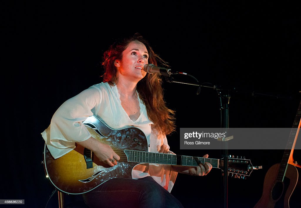 Sandi Thom Performs At Oran Mor In Glasgow : News Photo