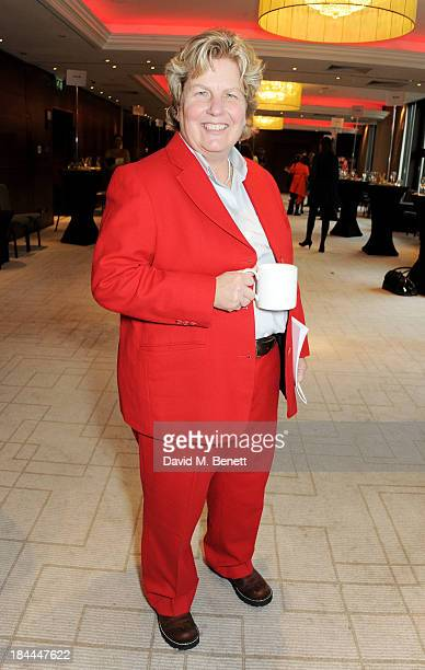 Sandi Toksvig attends the 58th Women of the Year lunch at the InterContinental Park Lane Hotel on October 14 2013 in London England
