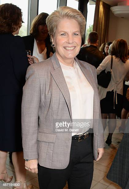 Sandi Toksvig attends The 59th Women of the Year Lunch at the InterContinental Park Lane Hotel on October 13 2014 in London England