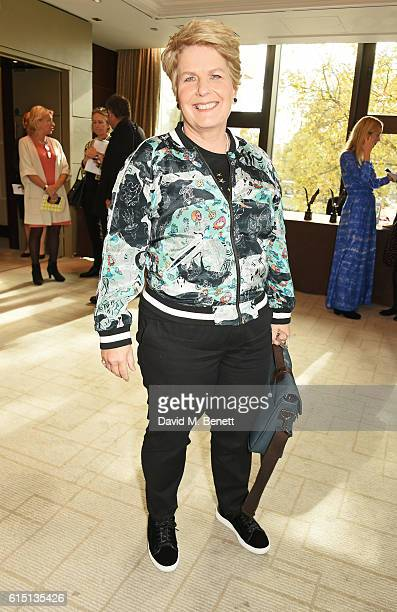 Sandi Toksvig attends The 61st Women of the Year lunch and awards 2016 at InterContinental Park Lane Hotel on October 17 2016 in London England