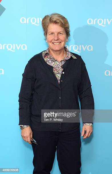 Sandi Toksvig attends the Radio Academy Arqiva Hall Of Fame at The Savoy Hotel on December 4 2014 in London England