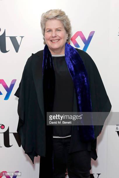 Sandi Toksvig attends the Women in Film and TV Awards 2019 at Hilton Park Lane on December 06 2019 in London England