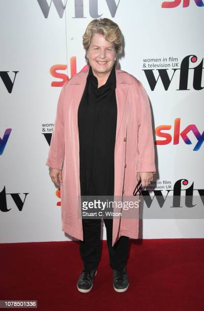 Sandi Toksvig attends the Women in Film and TV Awards at London Hilton on December 07 2018 in London England
