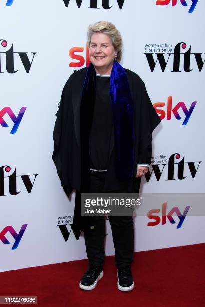 Sandi Toksvig during Women in Film TV Awards 2019 at Hilton Park Lane on December 06 2019 in London England