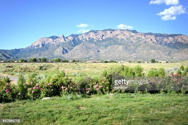 sandia mountains - sandia mountains stock pictures, royalty-free photos & images
