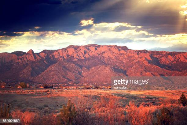 Montañas Sandia