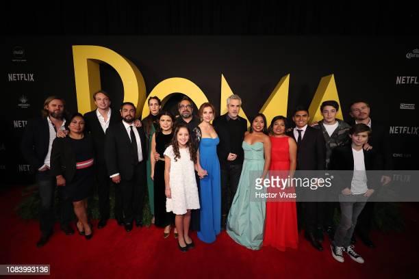 Sandino Saravia, Producer, Nicolas Celis Producer, Luis Rosales, Cast Director, Gaby Rodriguez, Daniela Demesa, Eugenio Caballero Production...