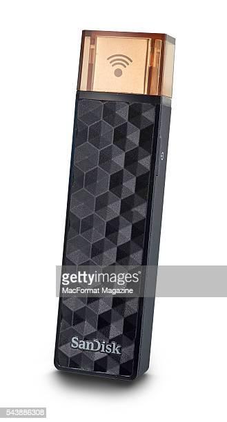 A SanDisk Connect Wireless Stick taken on November 4 2015