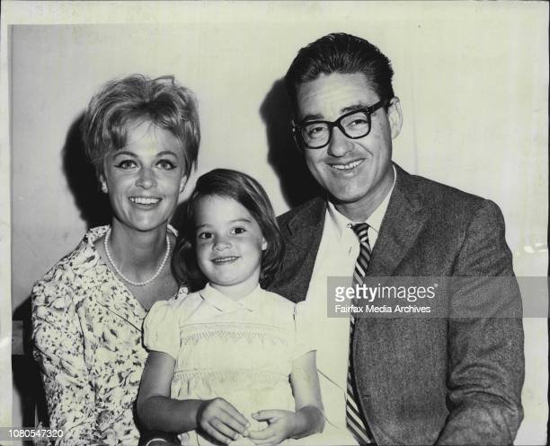 Sandra and Don Candy and their daughter GeorgiaEight years ago pretty Sandra Wilson of Rose Bay gave up her studies at Sydney Conservatorium to marry...