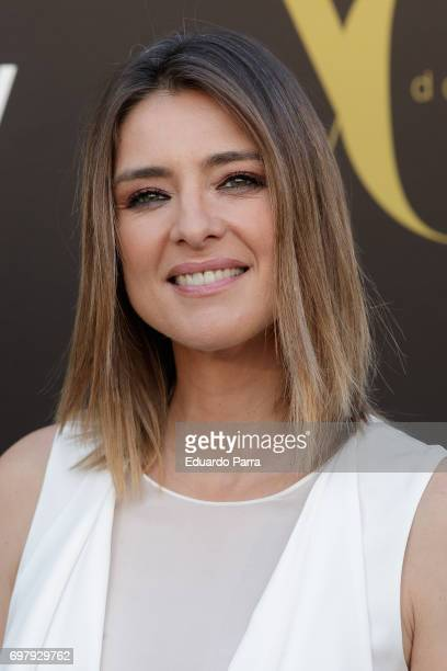 Sandra Barneda attends the 'Yo Donna International Awards' photocall at Duques de Pastrana palace on June 19 2017 in Madrid Spain