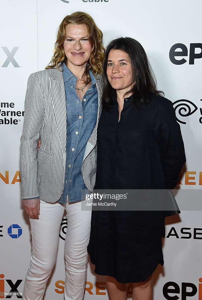 "The Premiere Of EPIX Original Documentary ""Serena"" - Arrivals : News Photo"