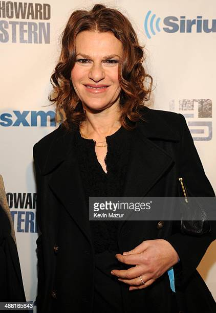 Sandra Bernhard attends Howard Stern's Birthday Bash Presented By SiriusXM Produced By Howard Stern Productions at Hammerstein Ballroom on January 31...