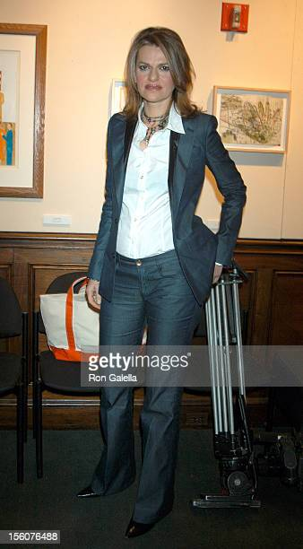 Sandra Bernhard during Comedy Tonight A Night of Comedy to Benefit the 92nd Street Y at 92nd Street Y in New York City New York United States