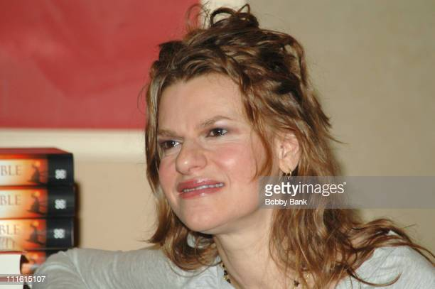 Sandra Bernhard during Pamela Des Barres Book Signing of I'm With the Band Confessions of A Groupie With Celebrity Guest Readers February 4 2006 at...