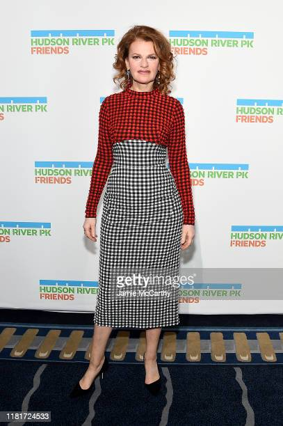 Sandra Bernhard hosts the Hudson River Park Annual Gala at Cipriani South Street on October 17 2019 in New York City