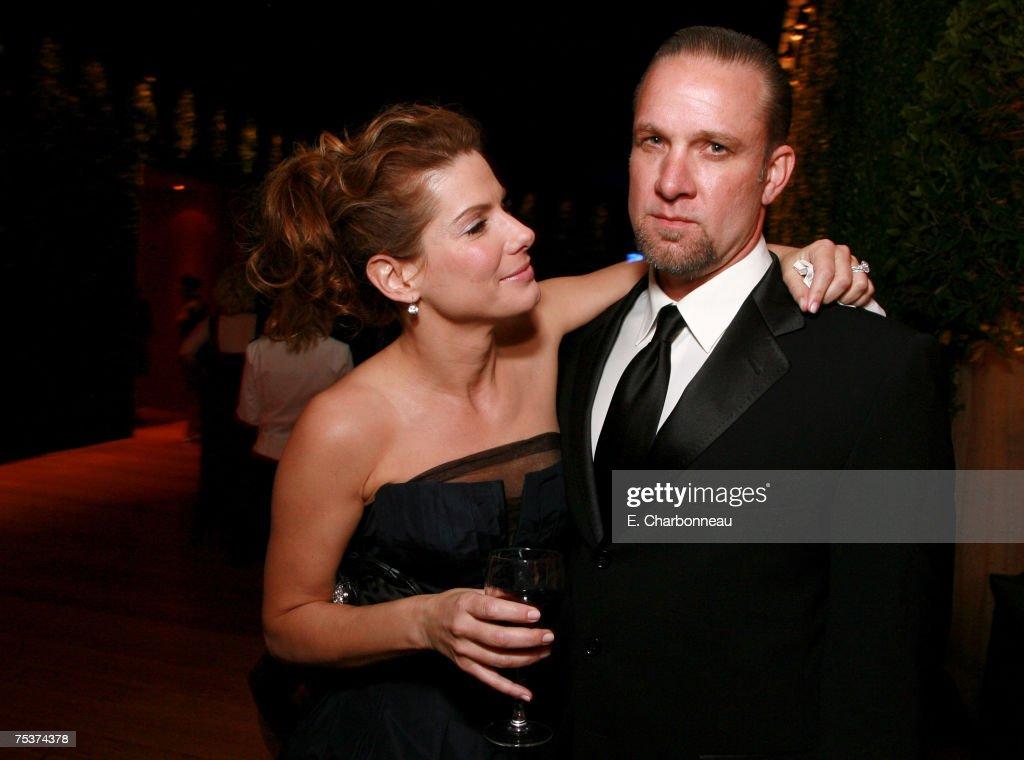 To married jesse james Sandra bullock