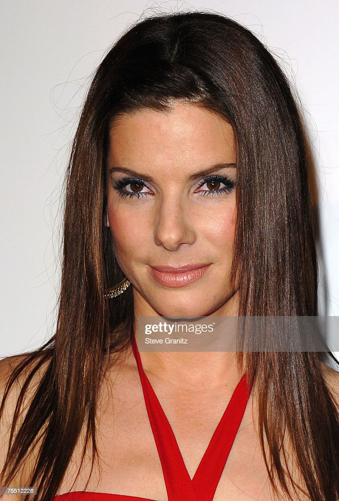 Sandra Bullock at the Grauman's Chinese Theatre in Hollywood, California