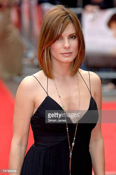Sandra Bullock at the Vue West End in London United Kingdom