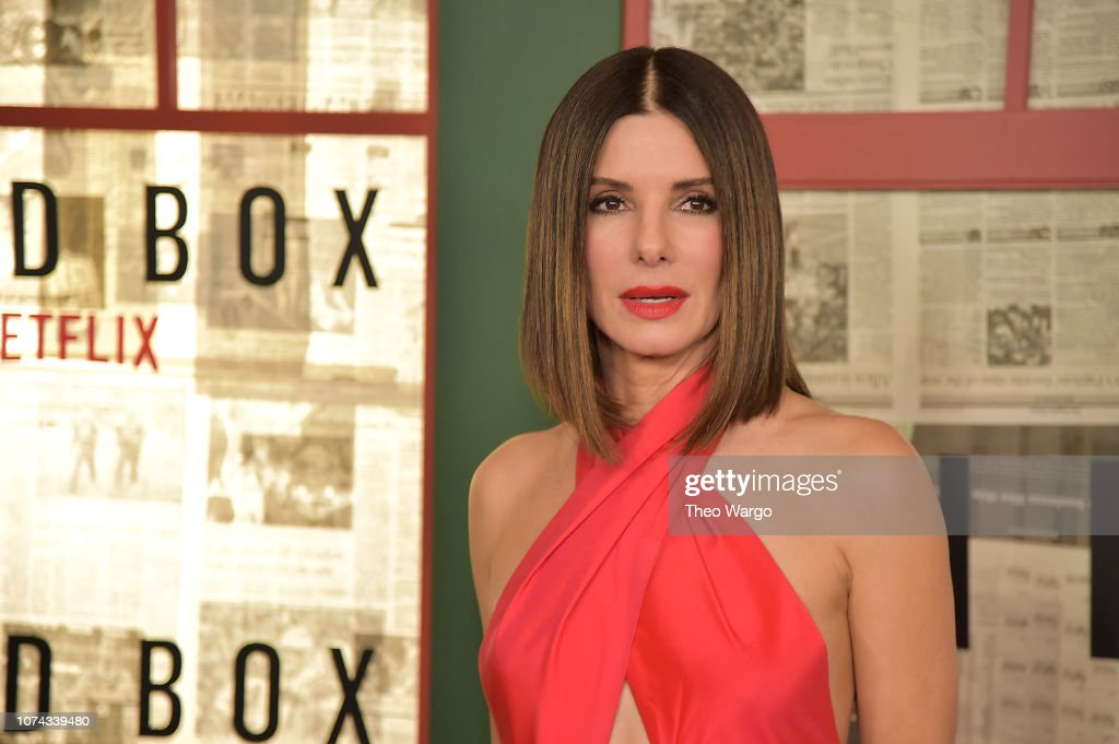 """Bird Box"" New York Screening : ニュース写真"