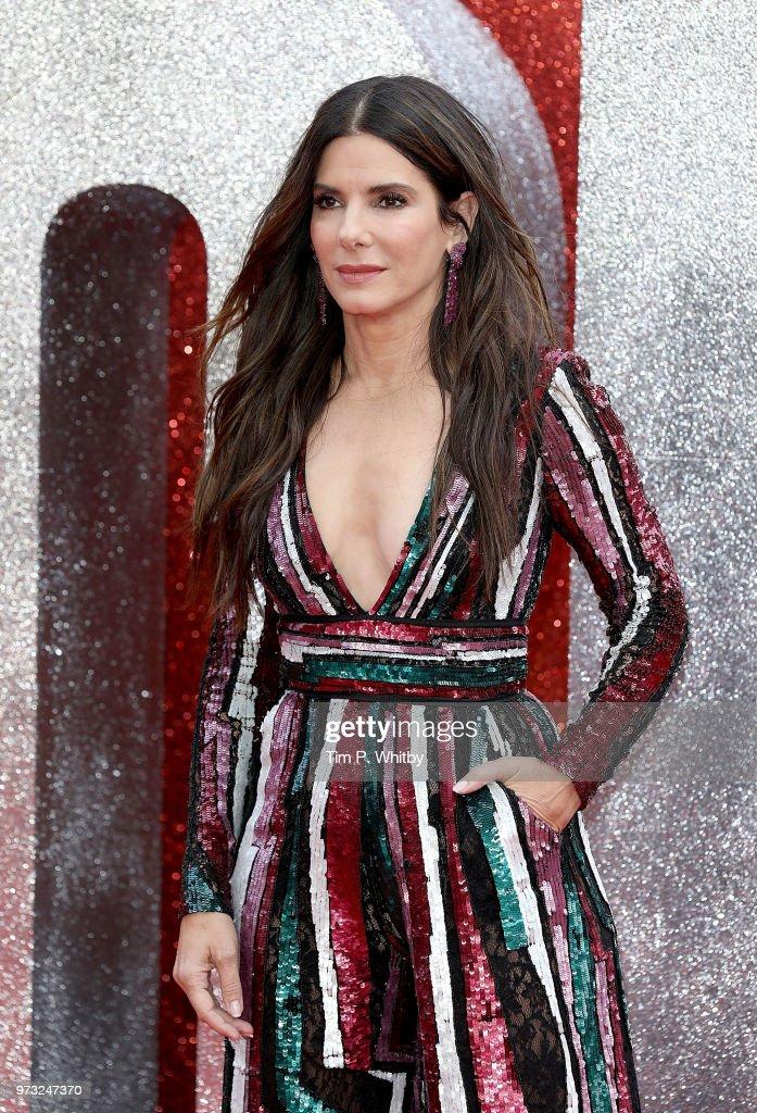 'Ocean's 8' UK Premiere - Red Carpet Arrivals : News Photo