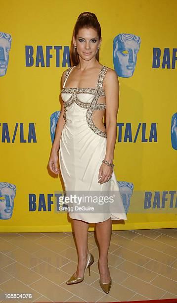 Sandra Bullock during 12th Annual BAFTA/LA Britannia Awards at Century Plaza Hotel in Century City California United States
