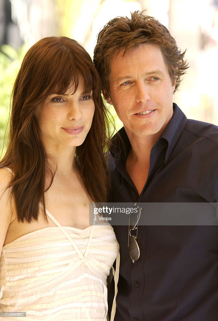 Sandra Bullock Hugh Grant During Cannes 2002 Two Weeks Notice News Photo Getty Images
