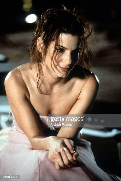 Sandra Bullock in a scene from the film 'Miss Congeniality' 2000
