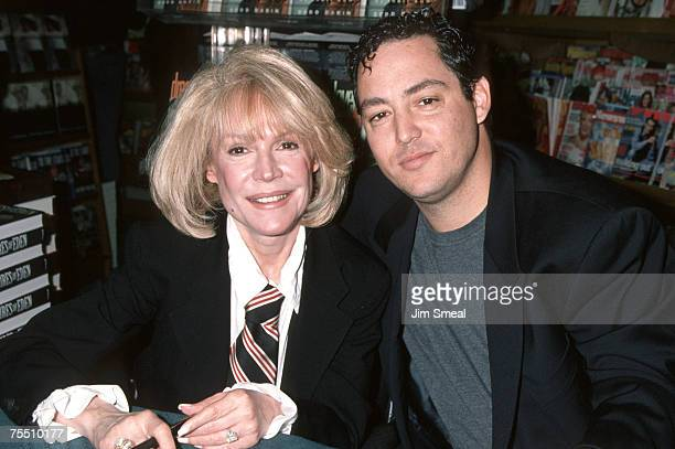 Sandra Dee and Dodd Darin at the Beverly Center Brentano's in West Hollywood California