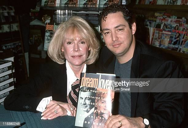 Sandra Dee and Dodd Darin during Booksigning of Sandra Dee's Dreamlovers November 26 1994 at Beverly Center Brentano's in West Hollywood California...