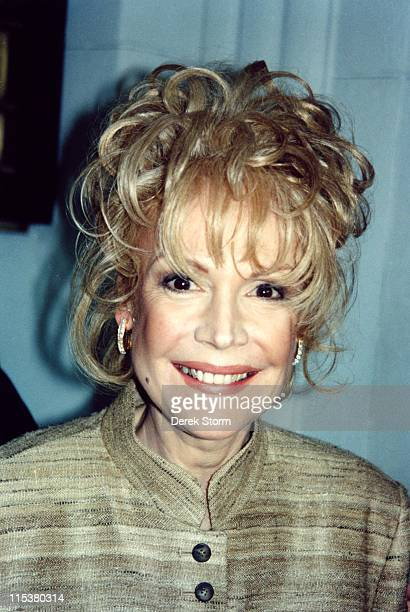 Sandra Dee during Sandra Dee Sighting June 10 1997 at Essex House in New York City NY United States