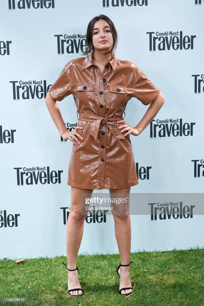 0366b143e3 Sandra Delaporte attends Conde Nast Traveler Awards 2019 at Italian ...