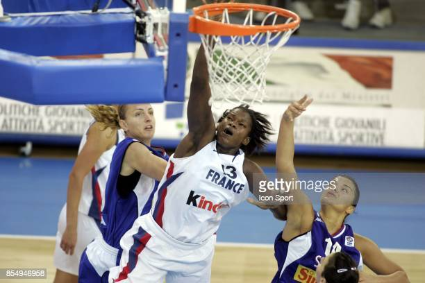 Sandra dijon stock photos and pictures getty images - Coupe d europe basket feminin ...