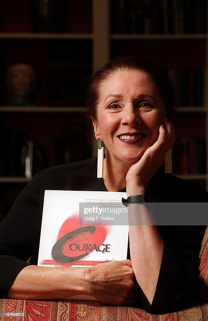 Sandra Ford Walston, local author. : News Photo